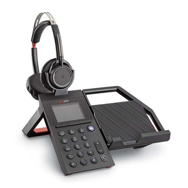 Plantronics Poly Elara 60 Ws For Voyager Focus Headset Included