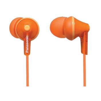 Panasonic Ergofit In-Ear Orange Earphones