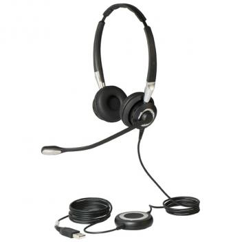 Jabra BIZ 2400 II Duo USB UC Corded Headset