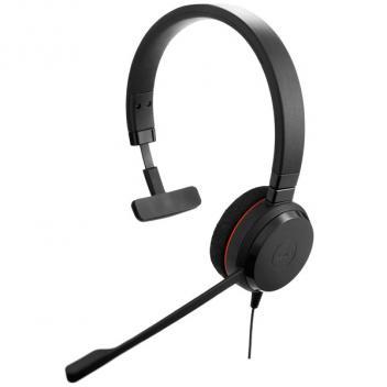 Jabra Evolve 30 USB Mono Corded Headset Microsoft Lync/OC