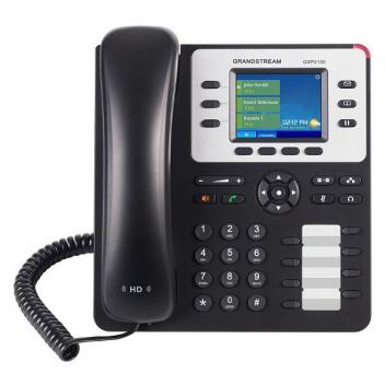 Grandstream GS-GXP2130 Enterprise IP Corded Telephone