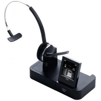 Jabra PRO 9470 Mono Bluetooth Headset with Lifter