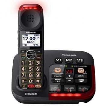 Panasonic KX-TGM430B Amplified Bluetooth Cordless Handset