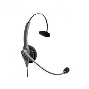 VXI UC ProSet 10G Over-the-head Mono Headset with N/C Microphone - Bulk