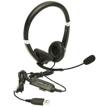 Jabra UC Voice 550 USB Duo Wired Headset Microsoft Lync/OC