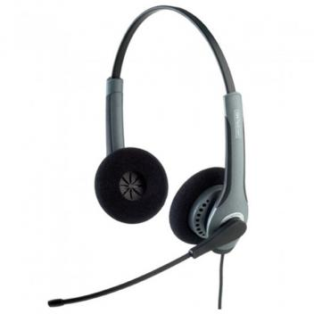 Jabra GN2015 Duo SoundTube Corded Headset