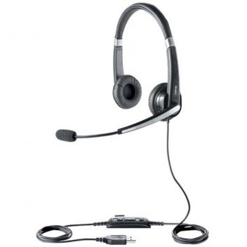 Jabra UC Voice 550 Duo Corded Headset