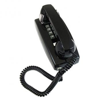 Cortelco ValueLine VOE Wall Phone - Black