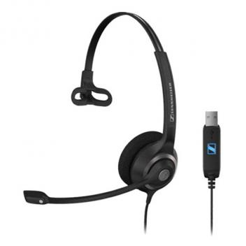 Circle Wideband Single-Sided USB Headset