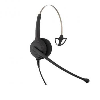 CC Pro 4010P DC Over-the-head Mono Headset with DC N/C Microphone - Bulk