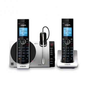 Vtech VT-DS6771-3 Caller ID/Call Waiting Cordless Phone - 2HS