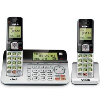 Panasonic VT-CS6859-2 DECT 6.0 Expandable Cordless Phone