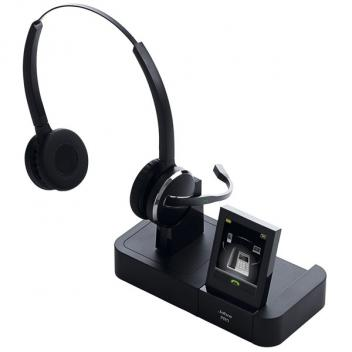 Jabra PRO 9465 Duo Wireless Headset & 2.4
