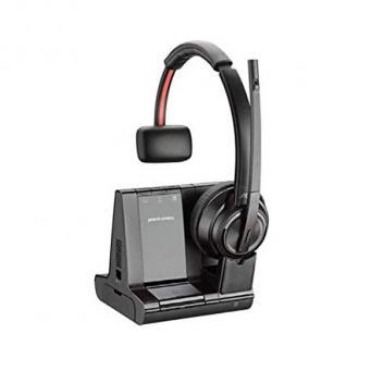 Plantronics SAVI W8210 3IN1 Noise Cancelling Bluetooth Headset