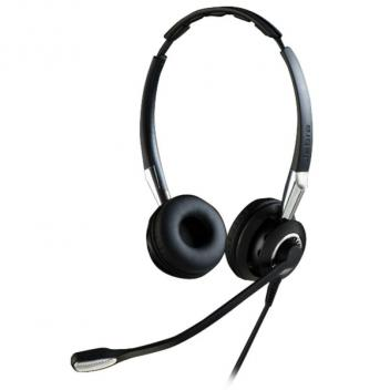 Jabra BIZ 2400 II Duo Noise Cancelling USB Corded Headset