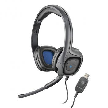Plantronics .Audio 655 DSP Multimedia Noise-Cancelling Computer Wired Headset
