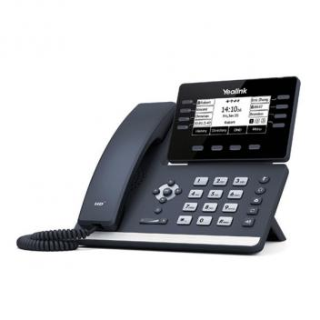 Yealink YEA-SIP-T53W Entry-Level Prime Business Corded Phone