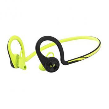 Plantronics BackBeat Fit Green Wireless Headset