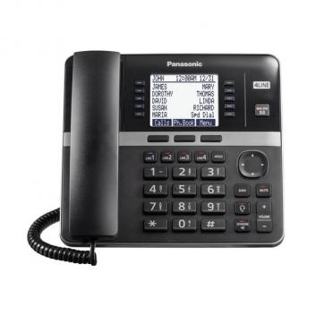 Panasonic KX-TGW420B 4 Line Expandable Corded Phone