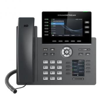 Grandstream GS-GRP2616 6-line Carrier-Grade IP Corded Phone