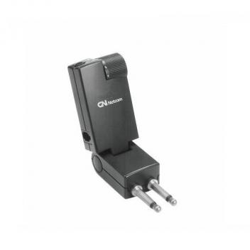 Jabra AT3M Plug Prong Telephone Amplifier with Mute