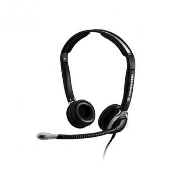 cc 520 Ip Premium Dual Ear Ip Corded Headset
