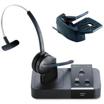 Jabra PRO 9450 Wireless Headset with Lifter