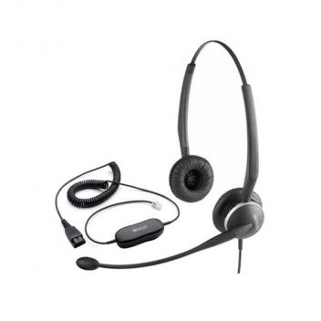 Jabra BIZ 2475 Duo UNC Headset with GN1200 Cable