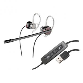 Plantronics Blackwire 435 USB Corded Headset - Microsoft Lync