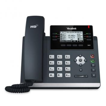 Yealink YEA-SIP-T41P Ethernet Ports IP Desk Corded Phone