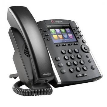 Polycom VVX 401 12-Line IP Phone PoE