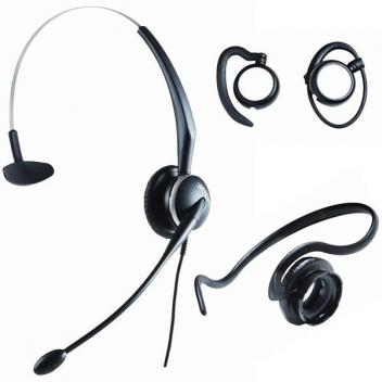 Jabra GN2124 Mono NC 4-in-1 Corded Headset