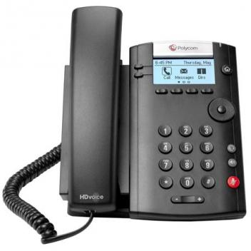 Polycom VVX 201 2-Line IP Phone ( Out of Stock )