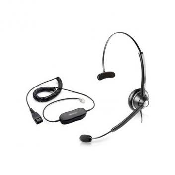 Jabra BIZ 1900 Mono Corded Headset With GN1200 Cable
