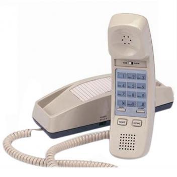 Cortelco Trendline Corded Telephone - Ash