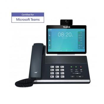 Yealink YEA-100-059-003 Microsoft Teams HD camera Corded Phone