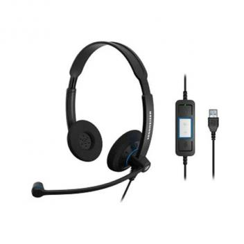 Senheiser Culture Dual Sual-Sided Uc USB Headset