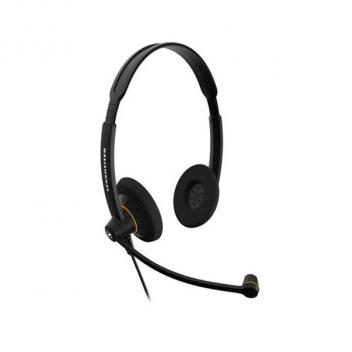 Sennheiser SC60 USB CTRL Duo USB Headset with in-line Call Control