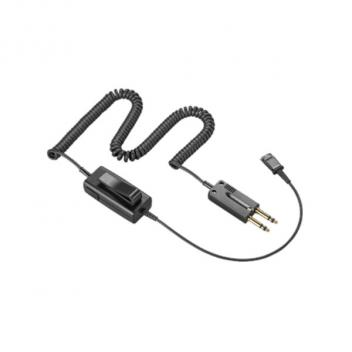 Plantronics SHS1926-15 Headset Amplifier, without push-to-talk switch