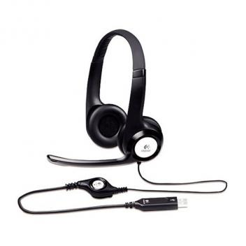 Logitech H390 USB Corded Headset