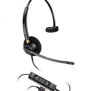 Plantronics ENCOREPRO HW515 USB-NC Corded Headset