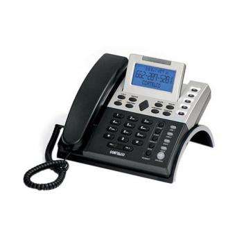 Cortelco 2-Line CID Business Telephone