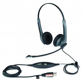 Jabra GN2000 Duo USB Corded Headset