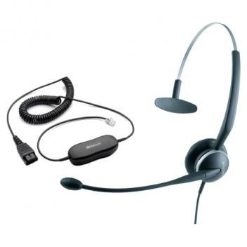 Jabra GN2124 Mono NC Corded Headset