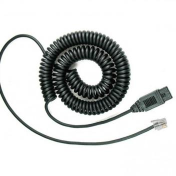 VXi QD 1027V RJ9 lower cord