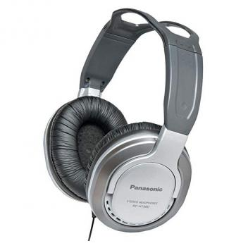 Panasonic Pan RP-HT360 Headphone Step Up Silver 40MM Driver