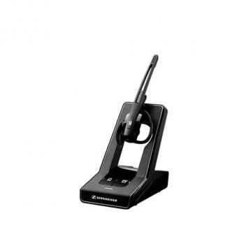 Dect Wireless Headset for Use with Desktop phones and computers