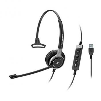 SC 630 USB ML Premium Headset Century with 3-Year Warranty MS Lync