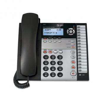 AT&T1080; 4-Line Phone with Answering System