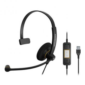 Culture Monaural USB Corded Headset